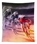 Le Tour De France 13 Tapestry