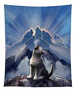 Leader Of The Pack Tapestry