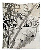 Leaf C Tapestry
