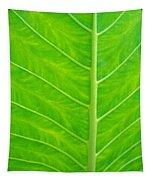 Leaf Detail Tapestry