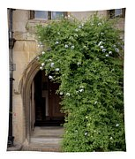 Leafy Archway  Tapestry