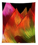 Leaves Aflame Tapestry