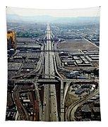 Leaving Las Vegas Tapestry