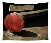 Left Turn Signal Tapestry