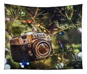 Leica Christmas Tapestry