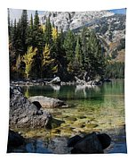 Leigh Lake Cove Tapestry