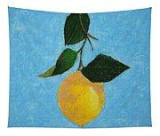 Lemon Drop Tapestry