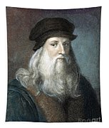 Leonardo Da Vinci - To License For Professional Use Visit Granger.com Tapestry