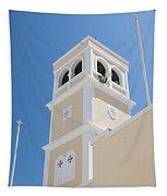 Lerapetra Church Steeple Tapestry