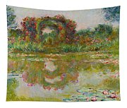 Les Arceaux De Roses. Giverny Tapestry