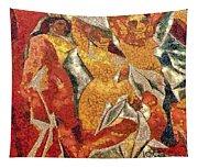 Les Demoiselles D'avignon Tapestry