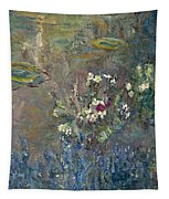 Les Nympheas Tapestry