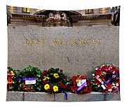 Lest We Forget War Memorial Martin Place Tapestry