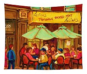 Lesters Monsieur Smoked Meat Tapestry