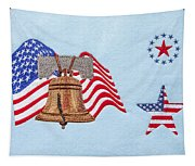 Let Freedom Ring Tapestry