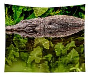 Let Sleeping Gators Lie Tapestry