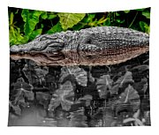 Let Sleeping Gators Lie - Mod Tapestry