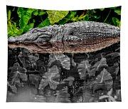 Let Sleeping Gators Lie - Mod Tapestry