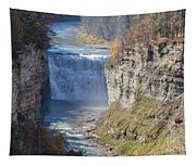 Letchworth Middle Falls Tapestry