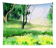 Let's Go For A Walk Tapestry