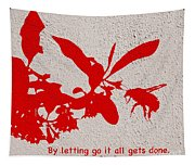 Letting Go  Tapestry