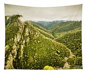 Leven Canyon Reserve Tasmania Tapestry