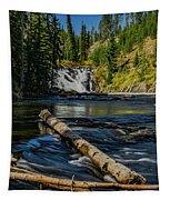 Lewis Falls Tapestry
