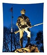 Lexington Minuteman Tapestry