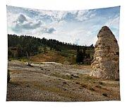 Liberty Cap - Yellowstone Tapestry