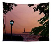 Liberty Fading Seascape Tapestry