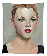 Liepke Color Palette Lady Tapestry