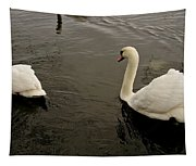 Life Of Swans. Tapestry