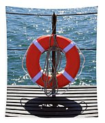 Life Saver Tapestry