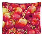 Life's A Bowl Of Cherries Tapestry
