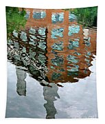 Life's Reflections Tapestry