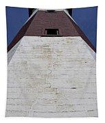 Light House At Montauk  Tapestry
