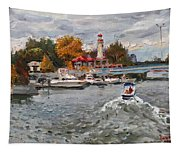 Light House Mississauga Tapestry