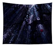 Light In The Darkness Tapestry