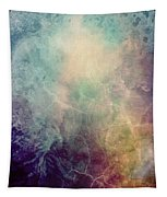 Light Of Life Abstract Painting Tapestry