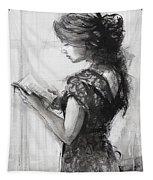 Light Reading  Tapestry