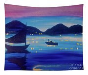 Light Sailing Tapestry