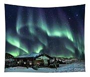 Light Through The Night Tapestry