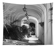 Lighted Arches Tapestry