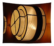 Lighted Wall  Tapestry