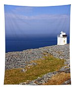 Lighthouse Cliff Tapestry
