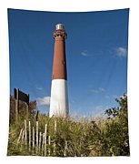Lighthouse From Dunes Tapestry