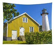 Lighthouse  Tapestry