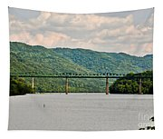 Lilly Bridge - Hinton West Virginia Tapestry