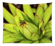 Lily Bud Tapestry