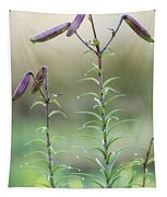 Lily Buds Tapestry